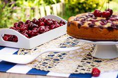 Letný recept na výborný čerešňový koláč - KAMzaKRÁSOU.sk #food #foodporn #yum #instafood #TagsForLikes #yummy #amazing #instagood #photooftheday #sweet #dinner #lunch #breakfast #fresh #tasty #food #delish #delicious #eating #foodpic #foodpics #eat #hungry #foodgasm #hot #foods