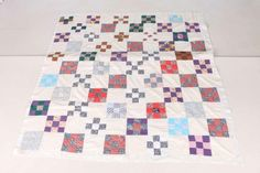 Two Patchwork Quilts : EBTH