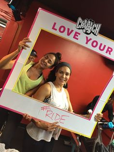 Love Your Ride #LoveYourWorkout
