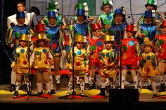 Murgas Infantiles: Los Cartulina