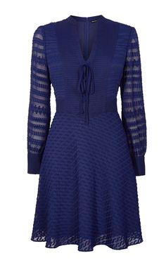 DEVORÉ DRESS | Luxury Women's dresses | Karen Millen
