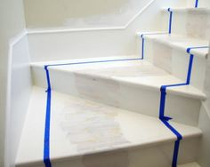 Take the Side Street: My Stairs: Painting a Runner Details