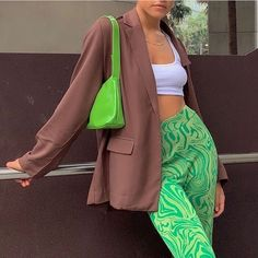 ***cant find the Paloma wool on vinted so listed as no brand Amazing Claudia Paloma Wool high waisted pant trousers🐸 •re... Aesthetic Fashion, Look Fashion, Aesthetic Clothes, Aesthetic Style, Quirky Fashion, Fashion Fashion, Trendy Fashion, Fashion Women, Fashion Ideas