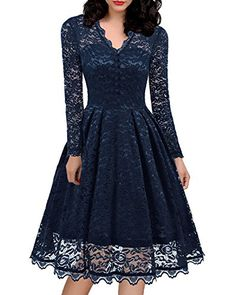 New HELYO Women's 1950s Vintage Floral Lace Half Sleeve Cocktail Party Casual Swing Dress 595 online. Enjoy the absolute best in GITI ONLINE Dresses from top store. Sku fjru36036qjlt62639