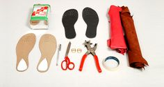 I CAN make shoes - shoe eBook - Sandal Making for Beginners   I CAN make shoes