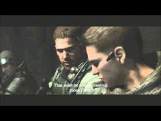Resident Evil 6 Anthology - Walkthrough Resident Evil 6: Chris:Chapter 2: Part 4 - Difficulty Normal