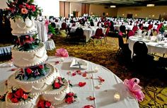 Traditional Wedding Reception At Janesville Conference Center In WI