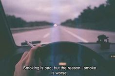 ill probably smoke when im older, i probably shouldnt though