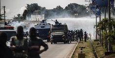 Le journal de BORIS VICTOR : Gabon : Libreville quadrillée, l'ONU inquiète