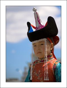 traditional Mongolian hat   - Explore the World with Travel Nerd Nici, one Country at a Time. http://TravelNerdNici.com