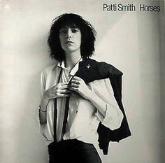 Horses by Patti Smith : Reviews and Ratings - Rate Your Music