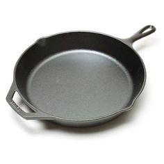 America's Test Kitchen WINNER: Lodge Classic Cast Iron Skillet, $33.00