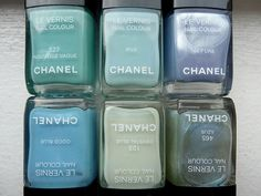Chanel blues