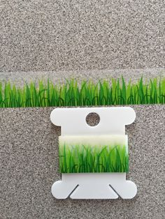 Grass Washi Tape Sample 24 inches