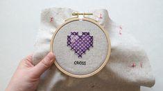 cross stitch hand embroidery Hand Embroidery, Coin Purse, Cross Stitch, Purses, Wallet, Handbags, Punto De Cruz, Seed Stitch, Cross Stitches