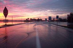 Alluvione 2014   Michela Mosca #Città #Fiumi #Paesaggi #Strade #fotografia