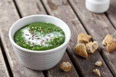 Zuppa di cavolo nero #Star #ricette #zuppa #cavolo #food #recipes