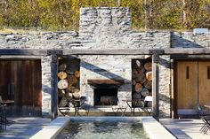 Image result for amisfield winery Queenstown New Zealand, Pool Water Features, Travel Alone, Whisky, Pools, Cookie, Stone, Architecture, Garden