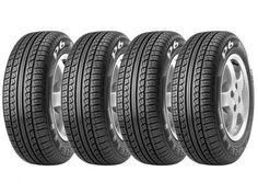 Conjunto 4 Pneus Pirelli 185/60 R14 - P6 - 82H com as melhores condições você encontra no Magazine Eraldoivanaskasj. Confira!