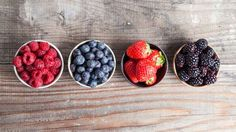 Mindful eating: What it means & why you'll love it. pic.of Berries