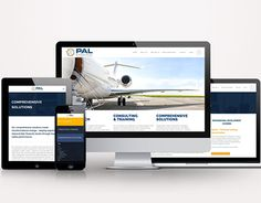"""Check out new work on my @Behance portfolio: """"PAL & Associates Branding and Web Development"""" http://be.net/gallery/35021589/PAL-Associates-Branding-and-Web-Development"""