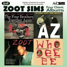 Stretching Out/Starring Zoot/Downhome/Jazz Soul of Porgy and Bess [CD]
