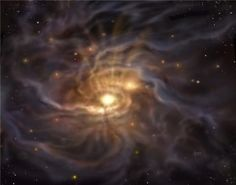 Astronomers witness birth of Milky Way's most massive star   Science Wire   EarthSky