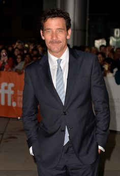 """Clive Owen - """"Words And Pictures"""" Premiere - Red Carpet - 2013 Toronto International Film Festival"""