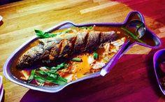 The Heron Thai tom yum Heron, London England, Restaurant Bar, Restaurants, Beef, Amazing, Food, Diners, Meat