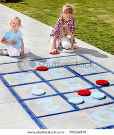 Children Playing Golf Kids Outdoor Games Stock Photo (Edit Now) 70586374 - Lilly is Love Outdoor Games For Kids, Backyard For Kids, Backyard Games, Outdoor Play, Craft Activities For Kids, Summer Activities, Outside Games, Family Board Games, Camping Games