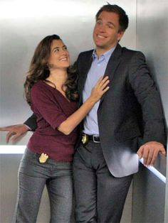 Tony and Ziva need I say more?