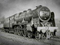 46142 The York and Lancaster Regiment. British Rail, Steam Engine, Steam Locomotive, Diesel Engine, York, Europe, Rolling Stock, Germany