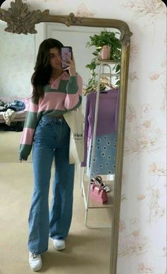 Adrette Outfits, Skater Girl Outfits, Indie Outfits, Teen Fashion Outfits, Retro Outfits, Cute Casual Outfits, Fall Outfits, Vintage Outfits, Skater Girl Fashion