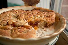 Brown Butter Peach Cobbler (Click for more peach recipes)