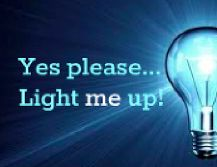 Light up me