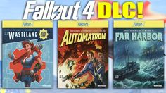 """Fallout 4 DLC #1 - Official All Info On """"Automatron, Wasteland Workshop ..."""