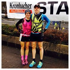 """Da waren wir noch frisch! Pre-race-picture with @s.ironman hard and dirty 10k today  #SALMING #SALMINGDE #TEAMSALMING #NONONSENSERUNNING…"""