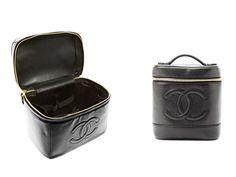 Chanel Vanity Case Interior Bag