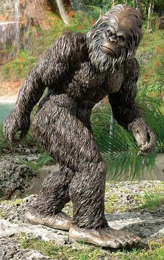 bigfoot: Truth about Bigfoot, life on Mars may finally be r...