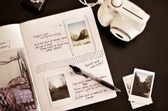 Instax - this would be great for doing a travel journal WHILE on vacation.
