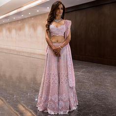 "1,478 Likes, 11 Comments - Koëcsh by Krésha Bajaj (@koecsh) on Instagram: ""And that wraps up #packatan! This pretty bride @tanmehra at her Sangeet in her custom #Koëcsh…"""