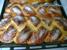 Bulgarian Easter Bread (Kozunak-Paskalya Coregi)