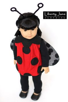 Halloween Costumes for Dolls
