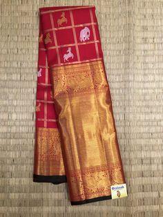 Kanchipuram traditional saree Prakash silks Bridal Silk Saree, Organza Saree, Saree Wedding, Prakash Silks Kanchipuram, Silk Saree Banarasi, South Silk Sarees, Pure Silk Sarees, Ethnic Sarees, Indian Sarees
