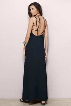 Looking for the All I Ever Need Black Maxi Dress? | Find Maxi Dresses and more at Tobi! - 50% Off Your First Order - Fast & Free Shipping For All Orders!
