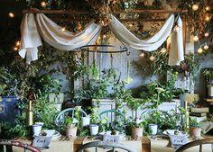『森のキャンプウエディング』|レシピ|東急ハンズが提供する結婚式のデコレーションレシピ「ハンズメイドウェディング」