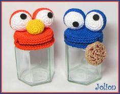 Elmo en Koekiemonster