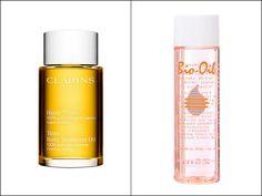 Óleo para combater estrias e hidratar a pele. | 40 versões mais baratas de produtos de beleza que viraram hit