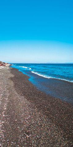 Win your dream city break with i-escape & Coggles #Coggles #iescape #competition Perivolos beach, Santorini