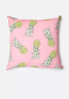Pattern Pineapple Cushion